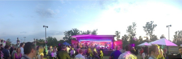 Hipster Romance at Sunset in Michigan w/ Blind Pilot