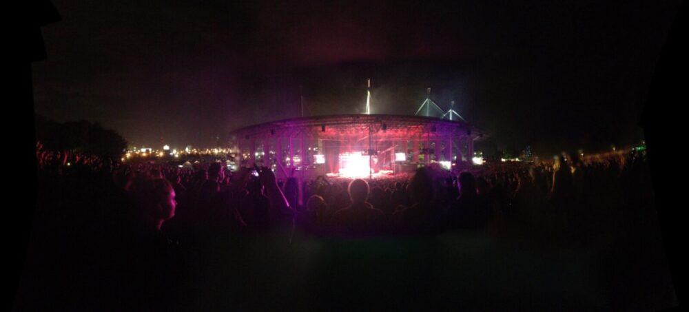 KISS Concert at Moslon Amphitheatre