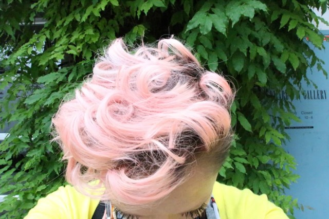 Pink Hair, Don't Care – Kevin Murphy Color Bug