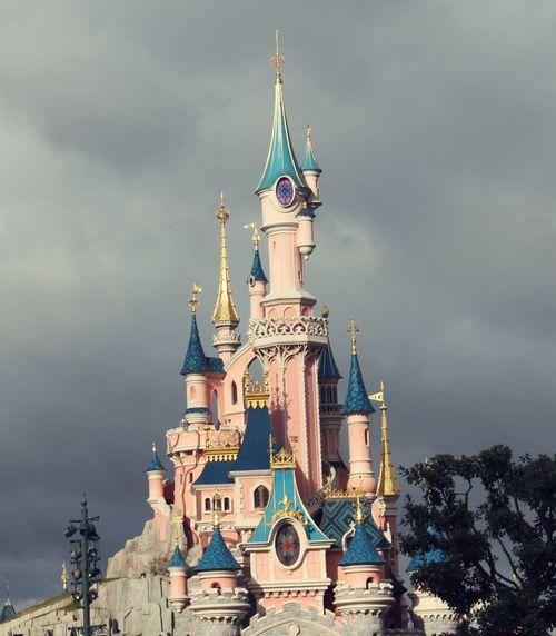 I'm going to @Disneyland in California!