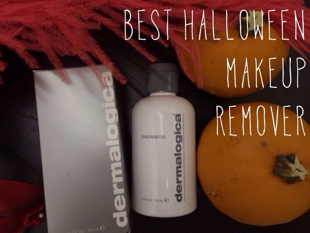Got Your Halloween Face On? Wash It Off with This!