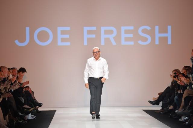 Joe Fresh SS 2014 at WMCFW