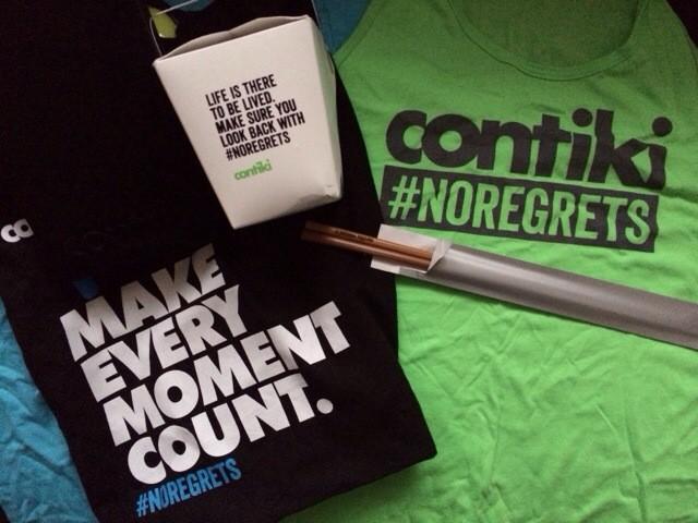 I'm goin to Thailand with Contiki! #contikithai #thisismylife