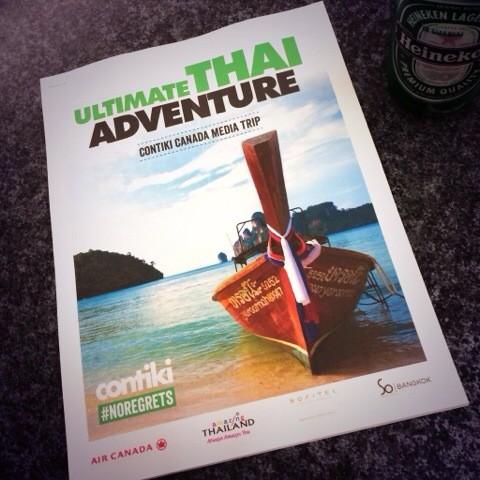 Thailand Adventures Day 1