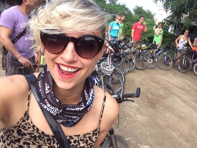 You Are the Engine: Riding Bikes in Chiang Mai