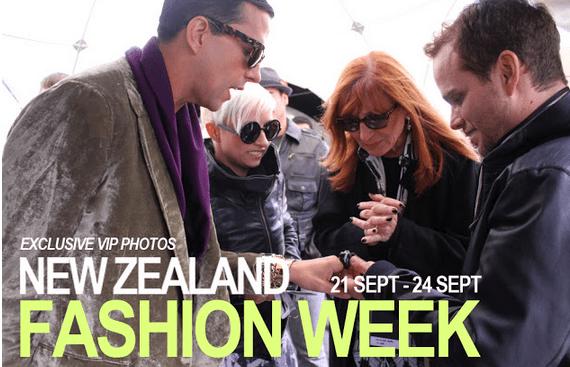 TBT: New Zealand Fashion Week 2010