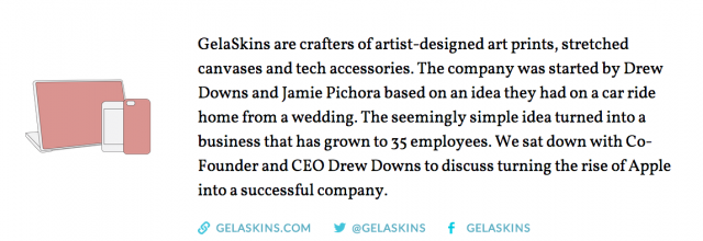 About GelaSkins via #thisismylife