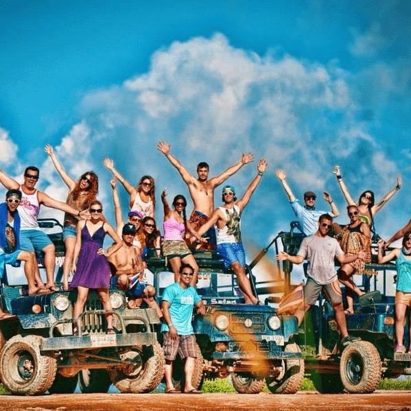 Travel   Thailand w/ The ContikiThai Crew!