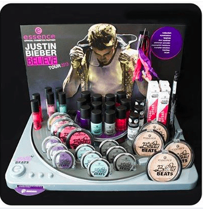 Goodies for you from essence …and the Biebs!