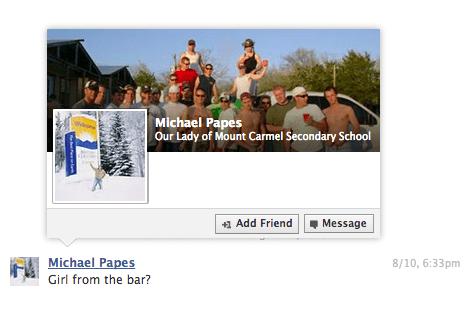 That Dark Place | Facebook's 'Other' Folder
