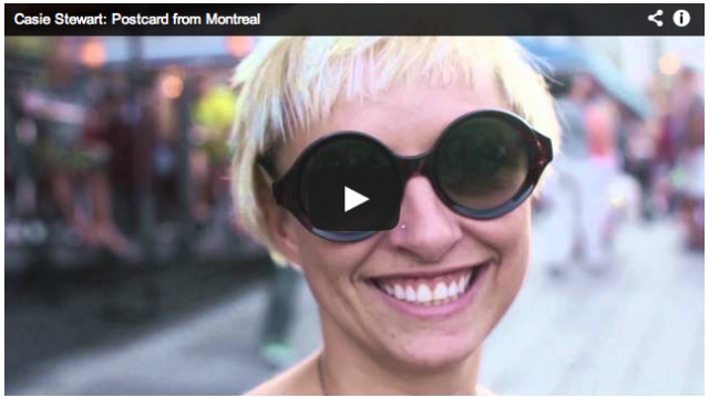 Travel | Postcard from Montreal