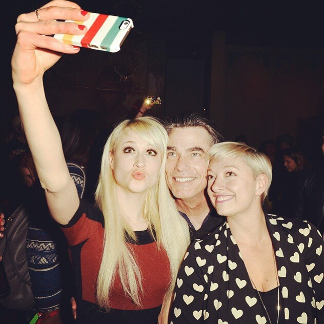 Get Luckee + Get Leather | Sample Sale + Celebrity Selfie