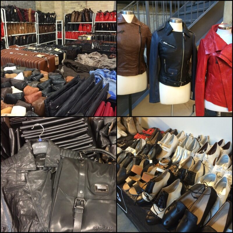 Luckee + Get Leather | Sample Sale + Celebrity Selfie