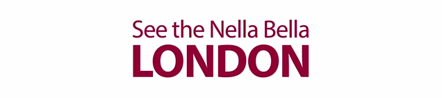 Nella Bella - The London Bag
