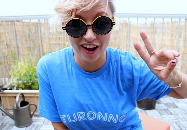 Turonno shirt by The Button Machine via @casiestewart