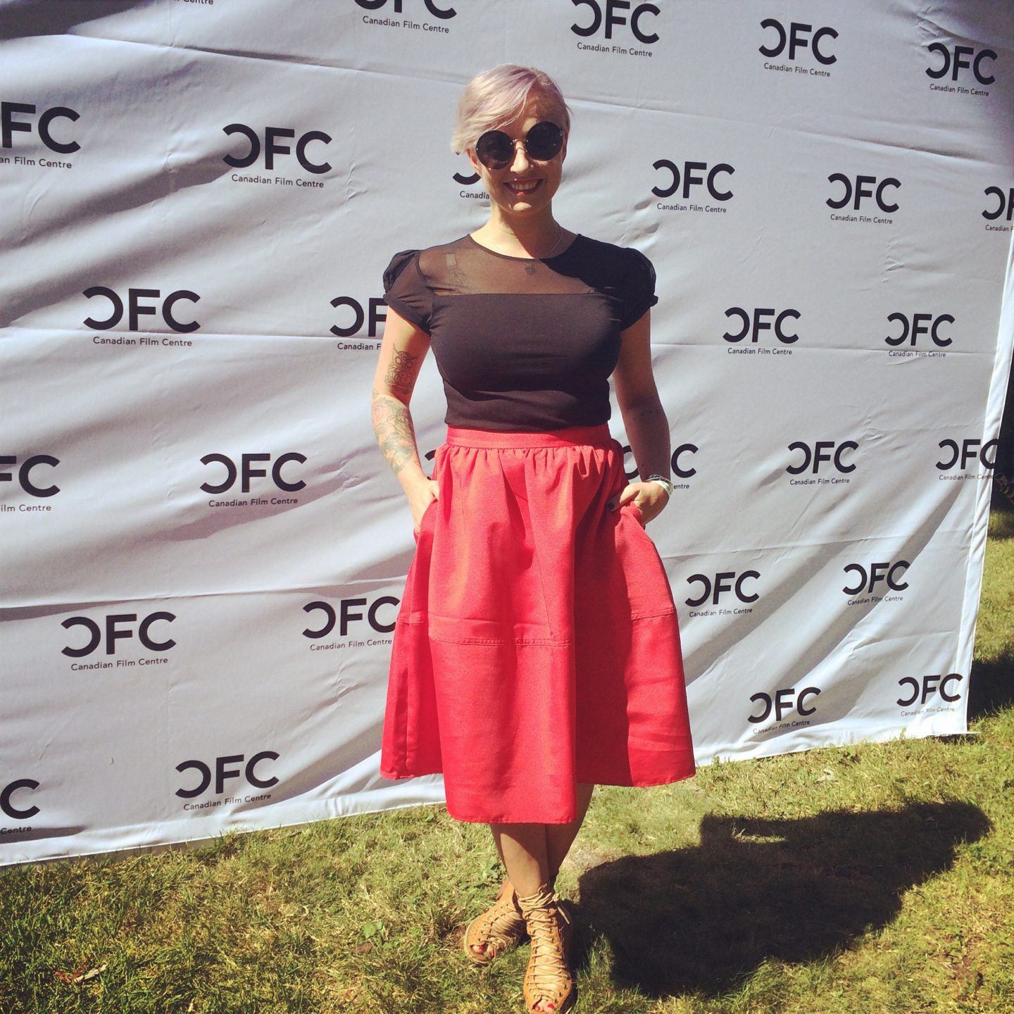 #TIFF14: CFC Annual BBQ Fundraiser for Canadian Film