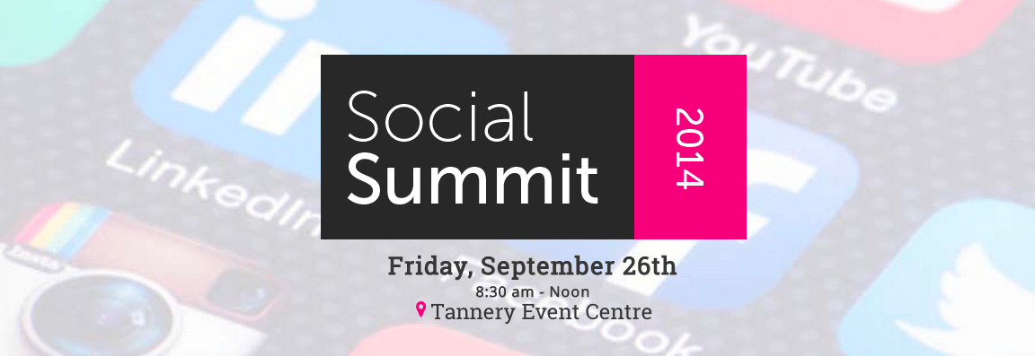 Speaking | Social Summit in Kitchener-Waterloo