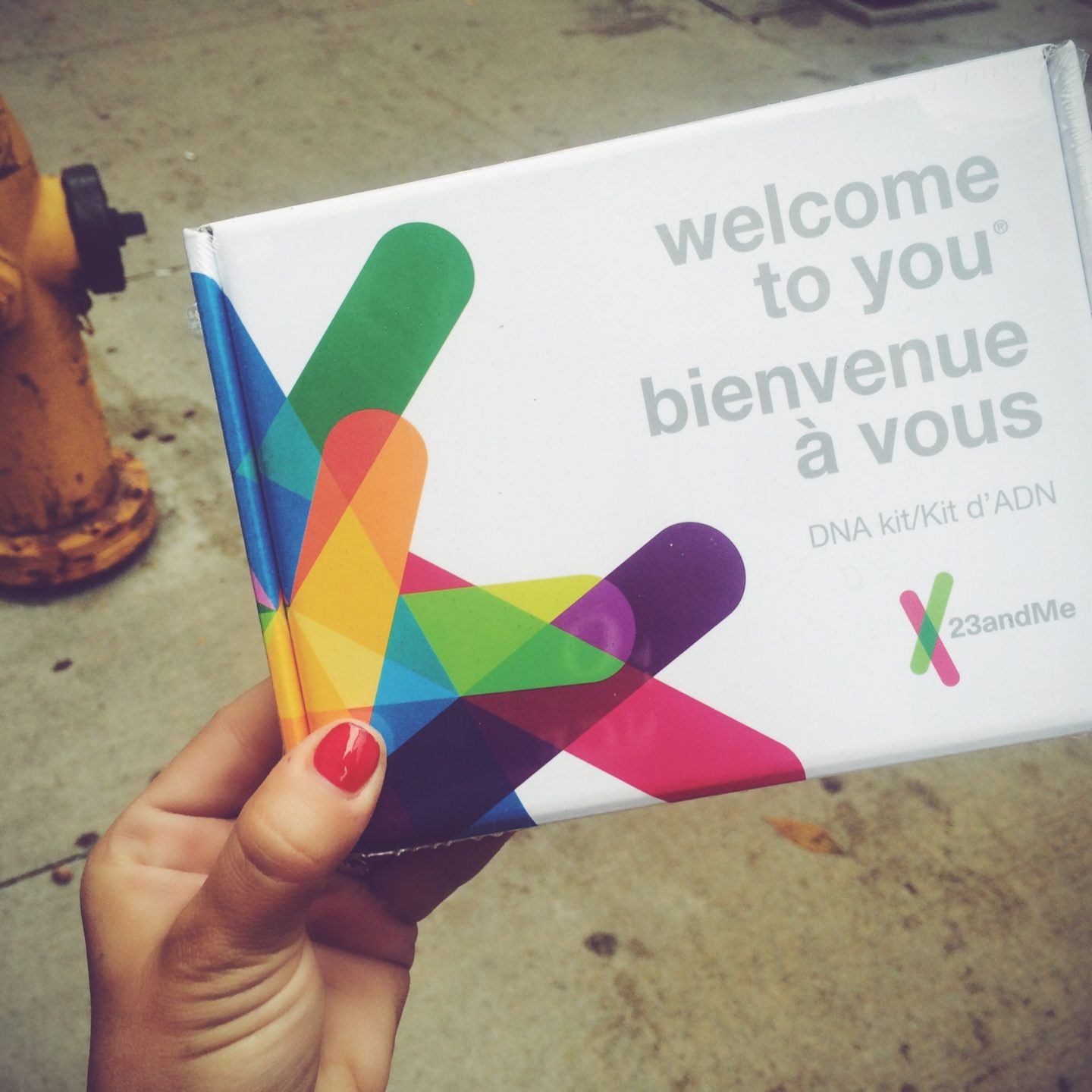 Tech | My DNA: 23andMe Launches in Canada