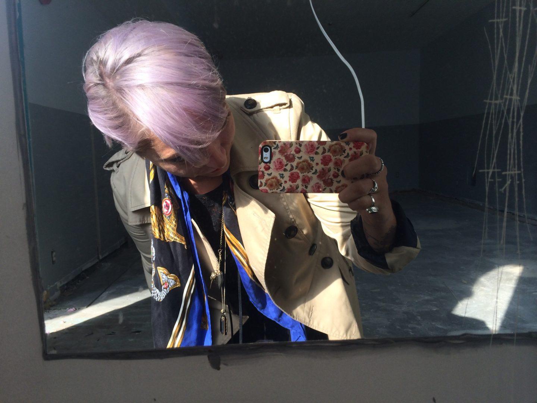 Events | The Art of Entrepreneurship + The Art of Maintaining Violet Hair