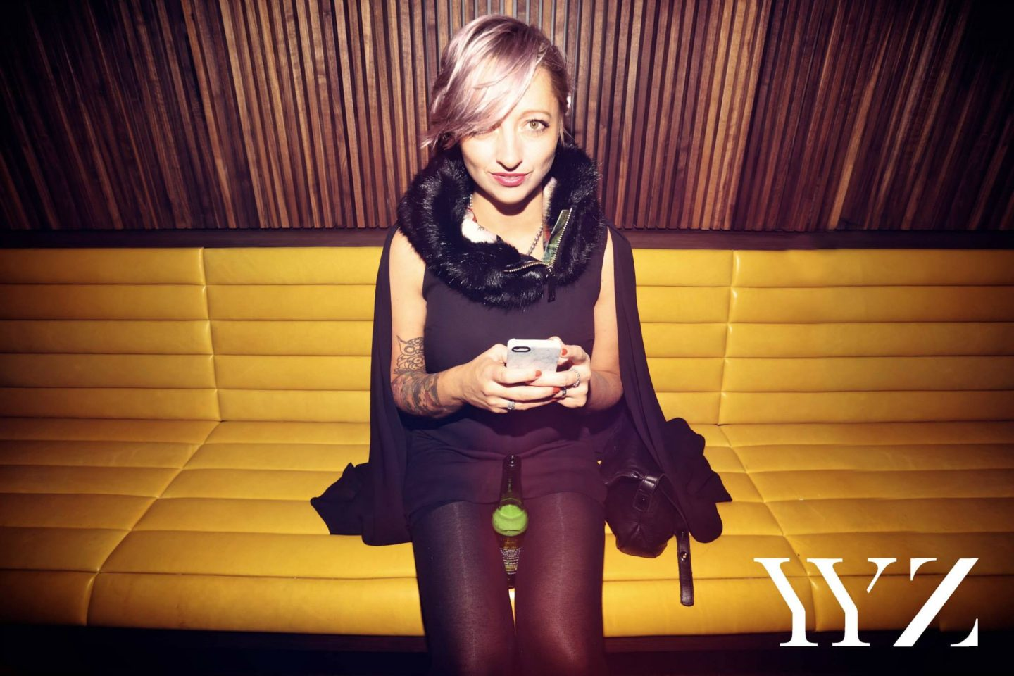 Photoset | YYZ Magazine: Issue 7 Launch Party