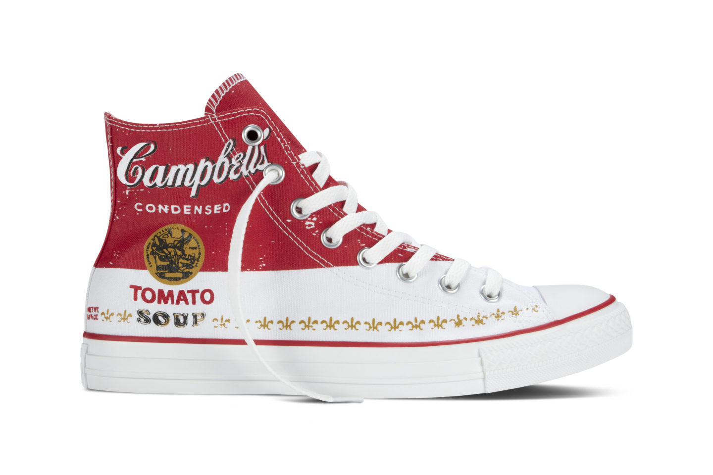 Check Out The Collection! ANDY WARHOL X Converse Spring 2015