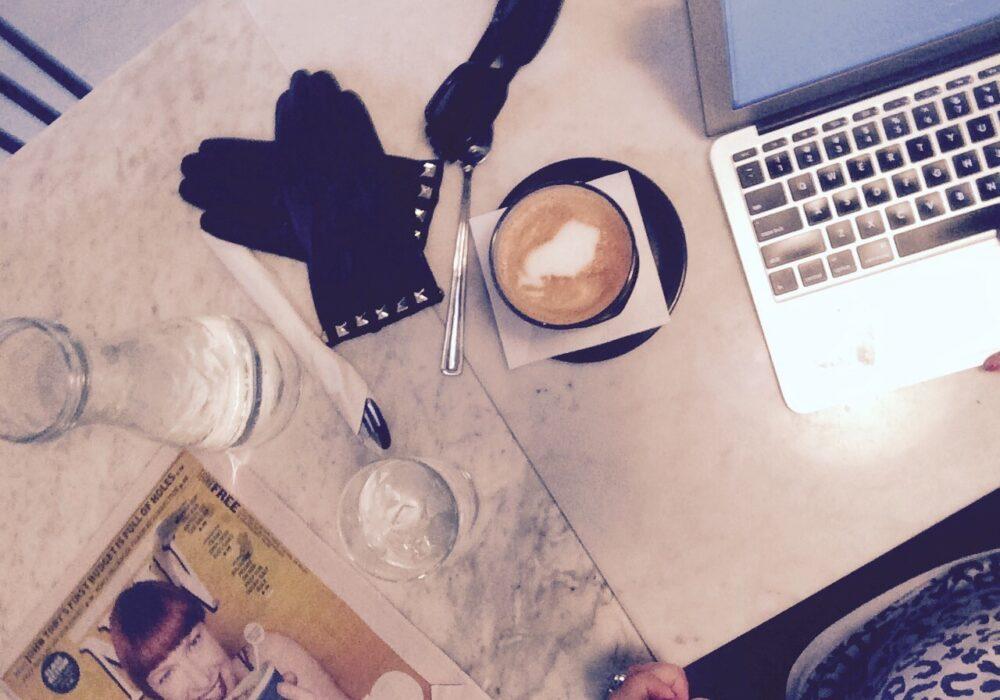 Blogging + Brunch = Bon Weekend!