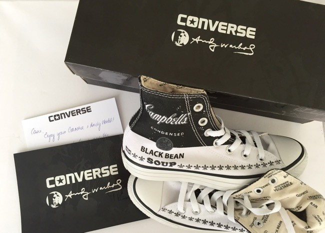 Converse | Every Pair of Chucks is Unique