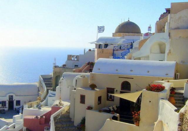 Greece_Oia, Santorini