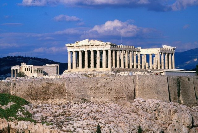 Greece_The Acropolis