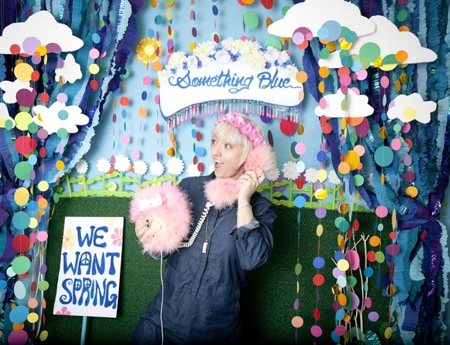 Something Blue Photobooth w/ Becca Lemire