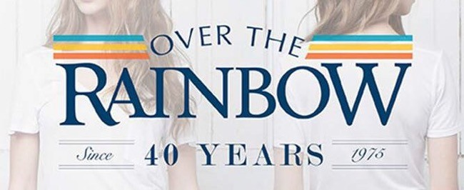 Celebrating 40 Years! Over The Rainbow X Fidelity #OTR40YRS via @casiestewart