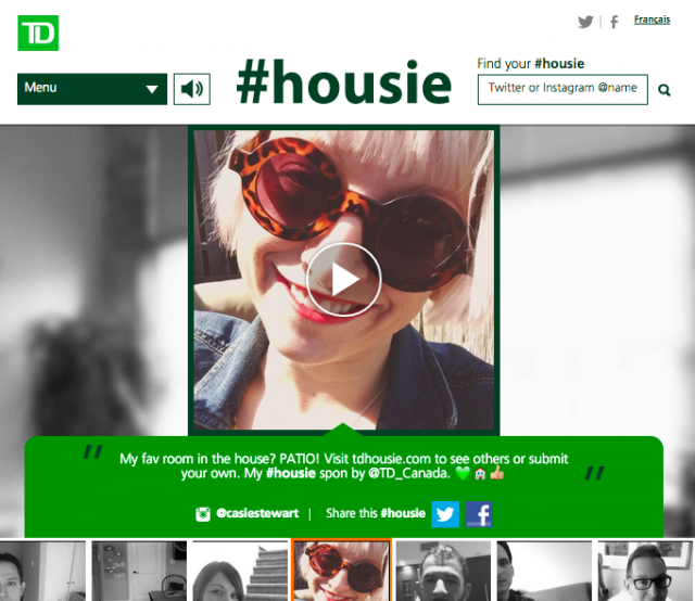 What's your fav room in the house? Show me your  @TD_Canada #housie!