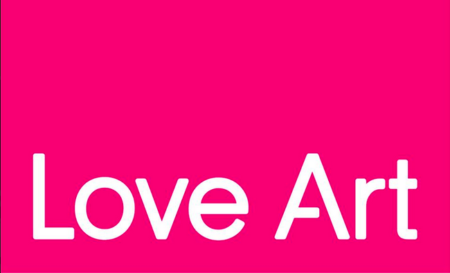 Wanna Go to Love Art Fair? Use this code.