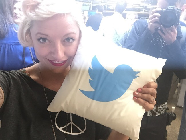 I Partied at Twitter HQ in Canada…