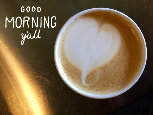Good Coffee, Paris Dreams, Always a Good Idea