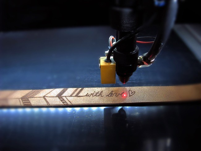 Hot Pop Factory's New Laser Cutting Studio Toronto