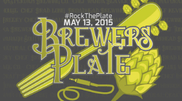 Top Chefs + Top Brewers = WIN! 🍻Brewers Plate! 🍻