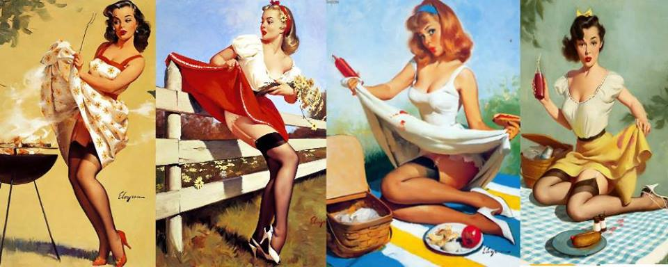 Pin-Up Picnic this Weekend in Bellwoods!