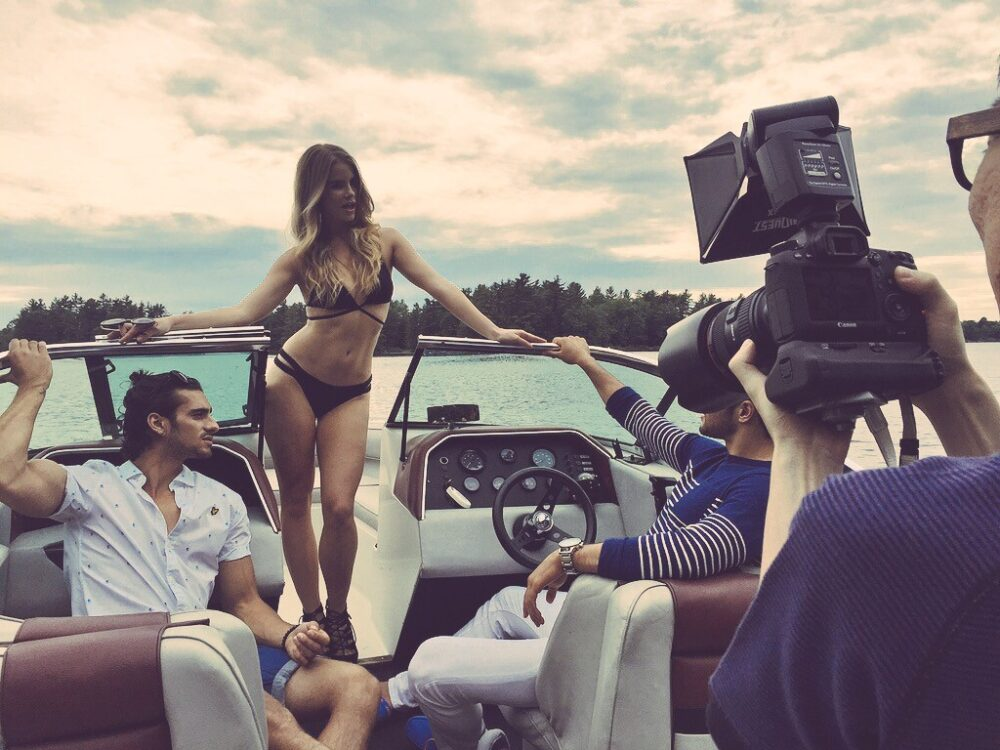 Muskoka Photoshoot w/ Archibald Men's Magazine