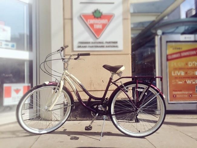 New Bike, Snacks, Shoppers, #SMDay