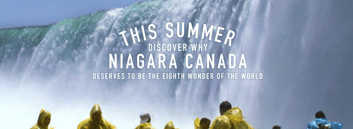 The 8th Wonder of the World, Beautiful Niagara, Ontario