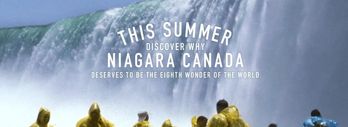 The 8th Wonder of the World, Beautiful Niagara, Ontario