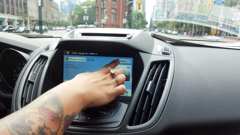 Events | A Toronto Scavenger Hunt w/ Ford Canada