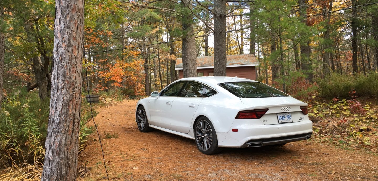 This Is My Life | Weekend Cruising in an Audi A7 TDI