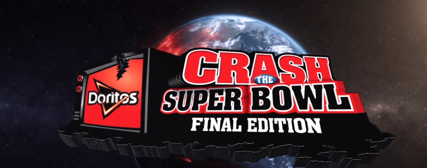 Contest | Doritos Crash The Super Bowl + $1 Million
