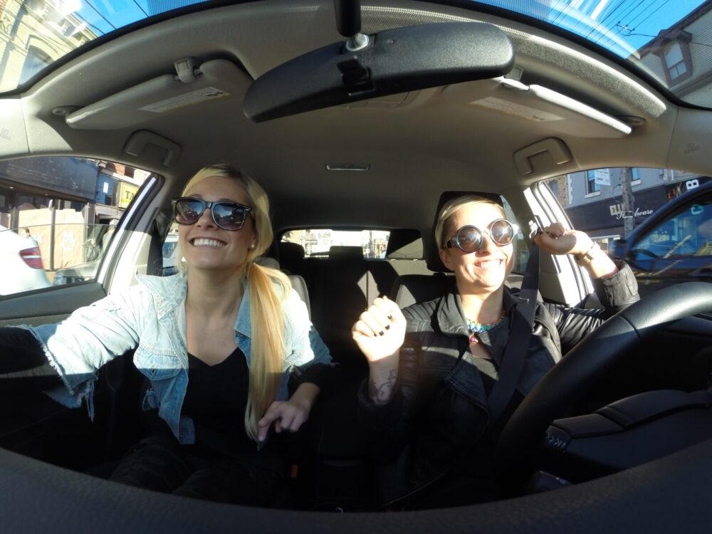 sunshine driving!