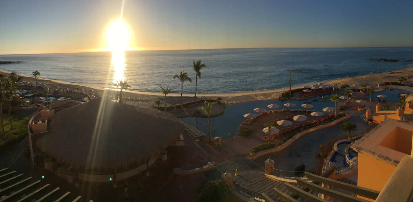 Travel | Good Morning from Sunny Cabo!