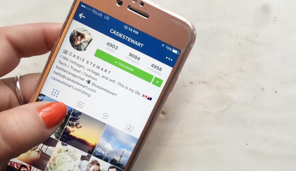 Social |Changes to Instagram Newsfeed ⤵️