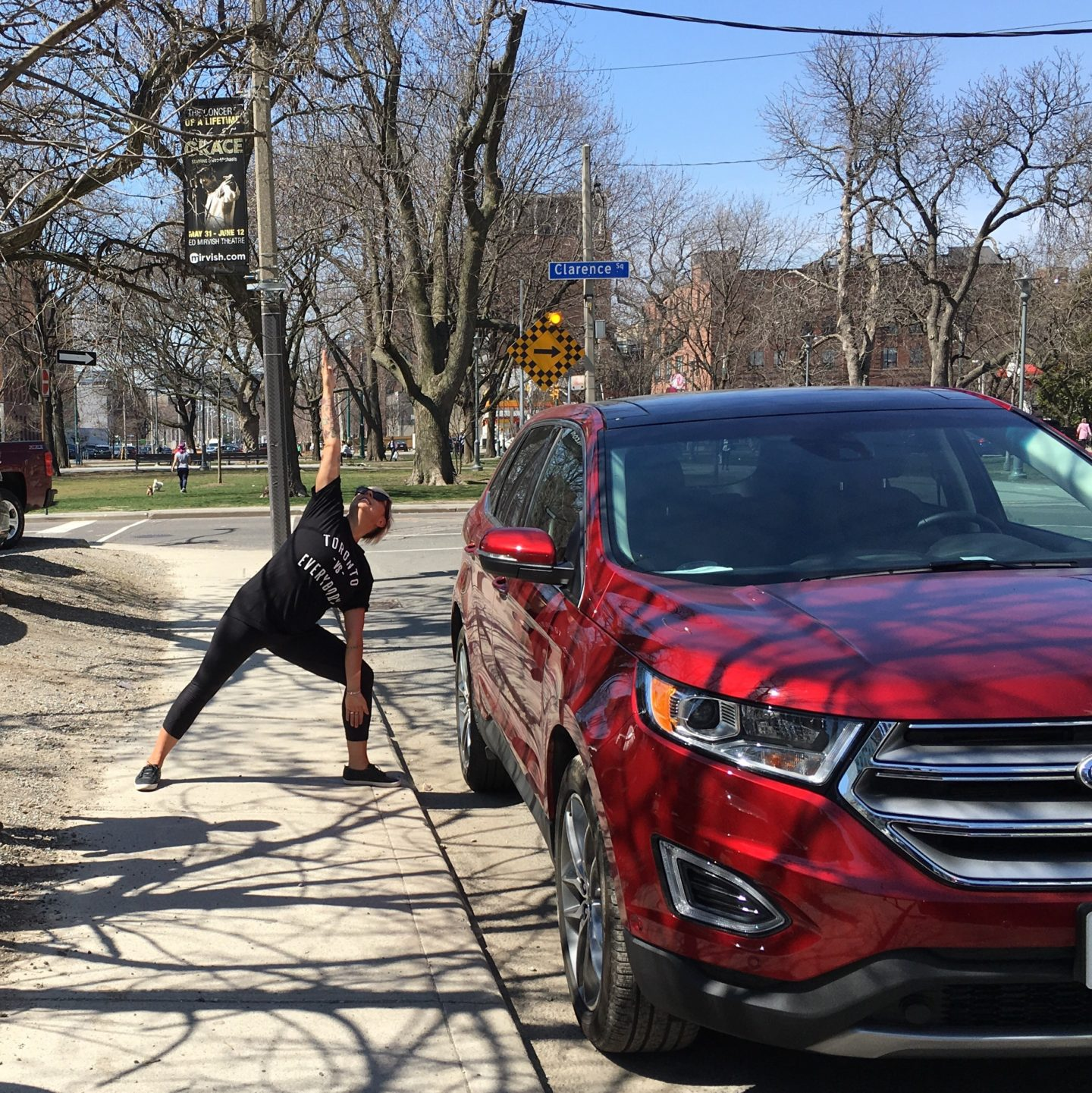ford edge, mindful driving, ford canadaa