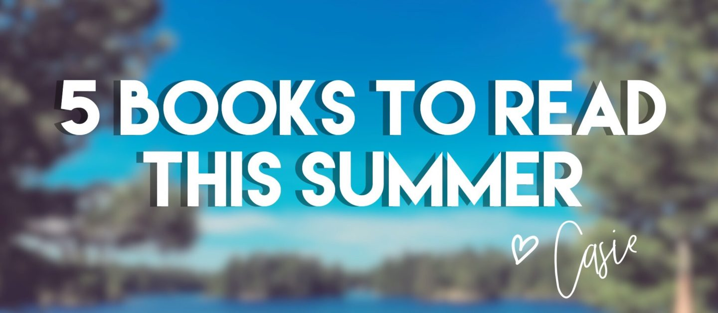 5 Books to Read This Summer & The New RECO App